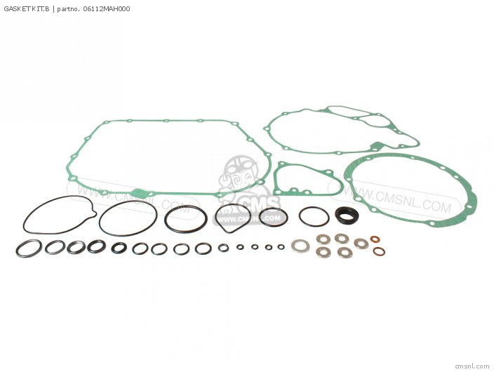 Vt1100c2 Shadow 1100 1996 Usa Gasket Kit b