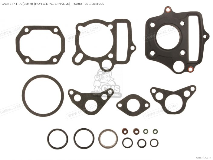 Gasket Kit.a (39mm) (non O.e. Alternative) (nas) photo