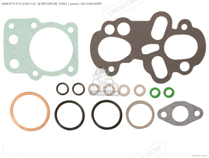 Gasket Kit.a (non O.e. Alternative) (nas) photo