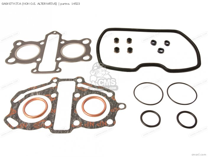 GASKET KIT A NON O E  ALTERNATIVE