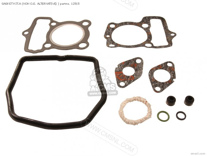 GASKET KIT.A (NON O.E. ALTERNATIVE)