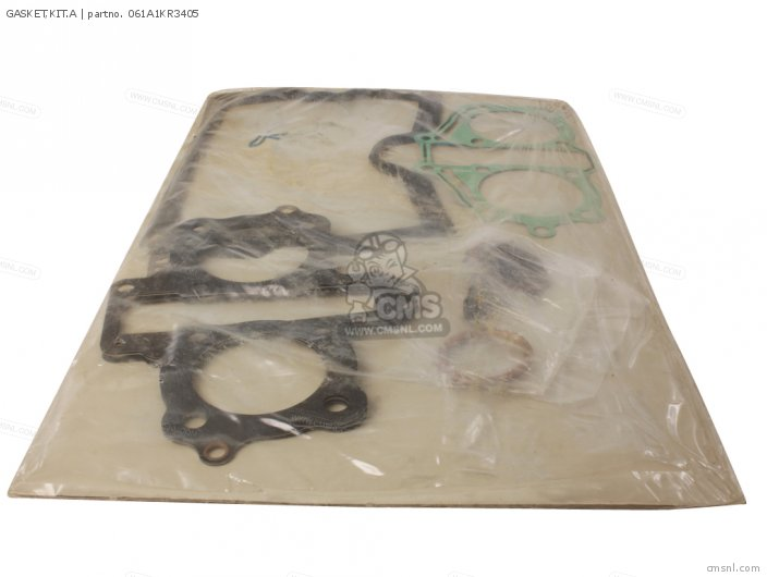 Cmx250c Rebel 250 1986 Usa Gasket kit a