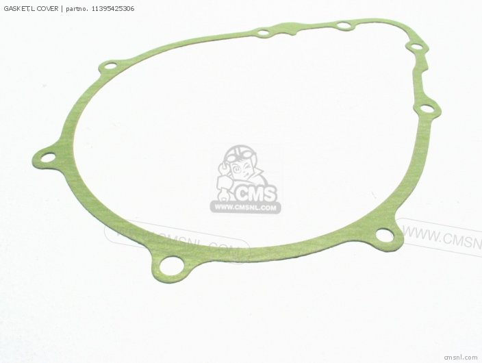 Cb750kb 1981 Four england Gasket l Cover