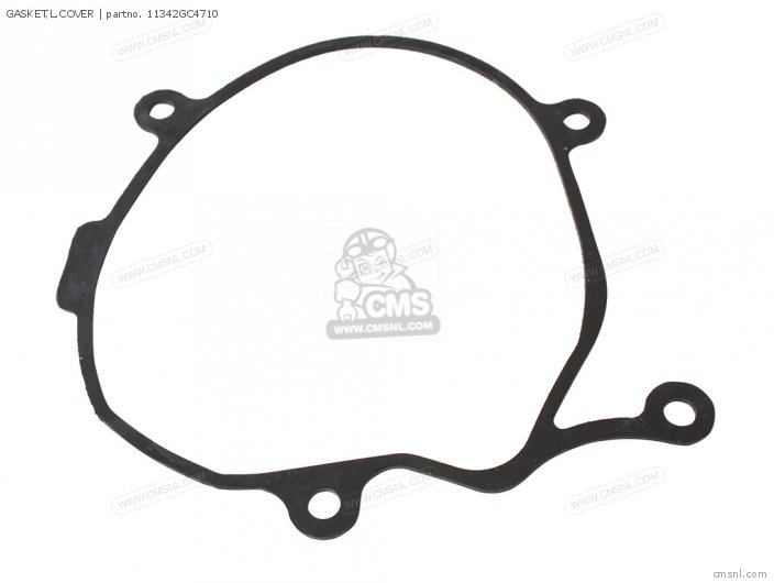 GASKET,L.COVER