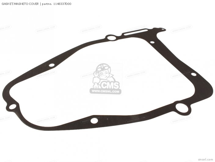 GASKET, MAGNETO COVER