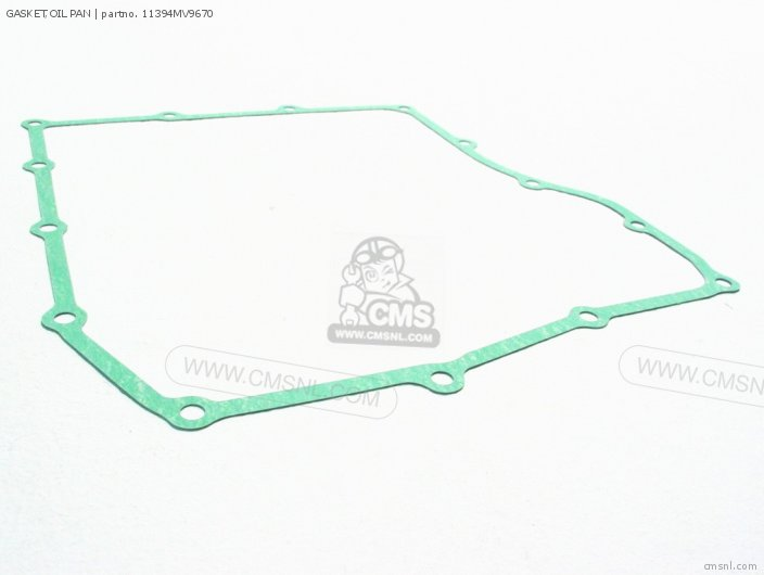 Cbr600f 1997 Portugal   50p Gasket oil Pan