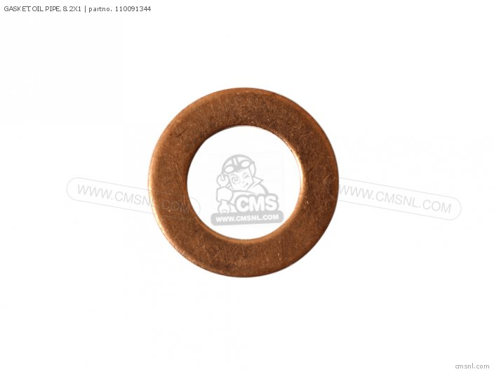 Zl600a1 1986 Europe Wg   Kph Gasket oil Pipe 8 2x1