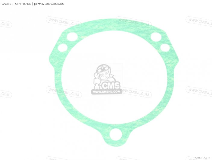 GASKET,POINT BASE