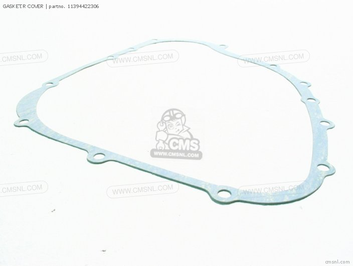 GASKET R COVER
