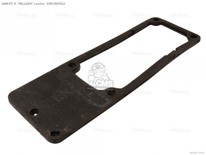 GASKET, R. TAILLIGHT