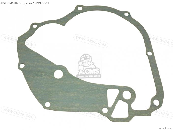 GASKET,R.COVER
