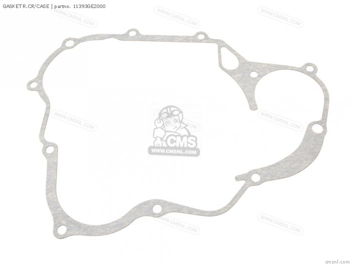 Crm75r 1989 k Spain Gasket R cr case