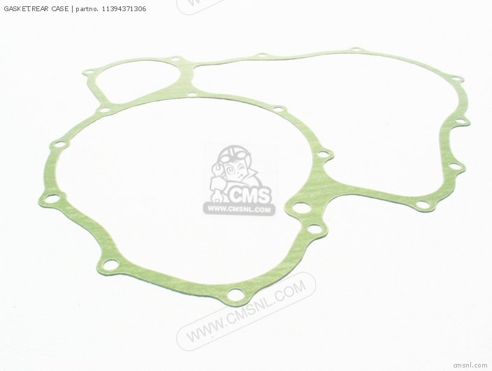 GASKET REAR CASE