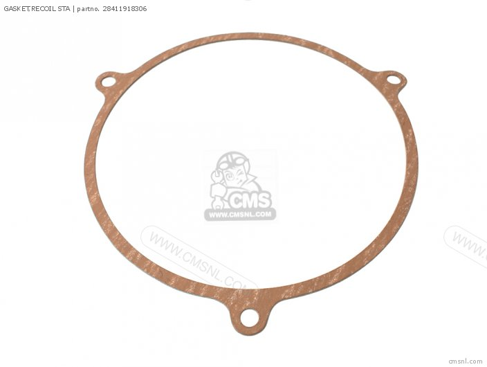 GASKET,RECOIL STA