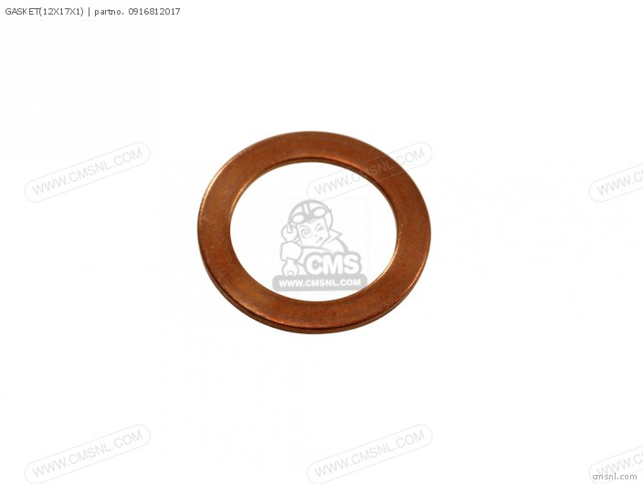 Gasket(12x17x1) (nas) photo