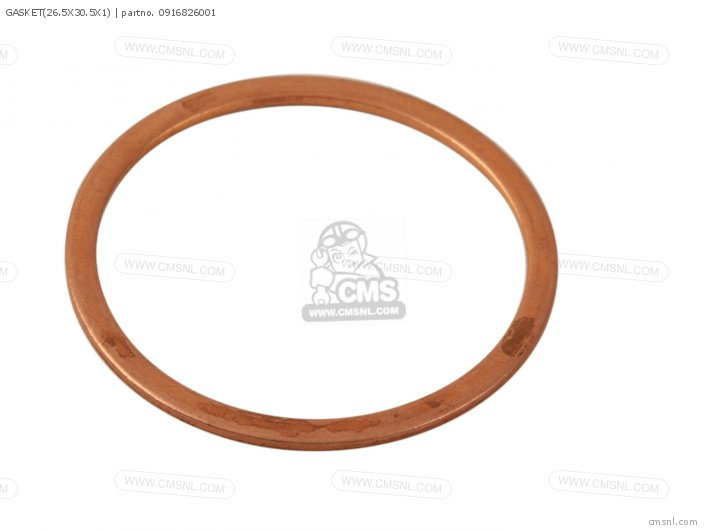 Gasket(26.5x30.5x1) (nas) photo