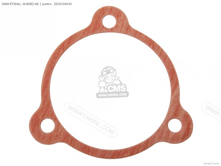 Gasket, Ball Guide (nas) photo