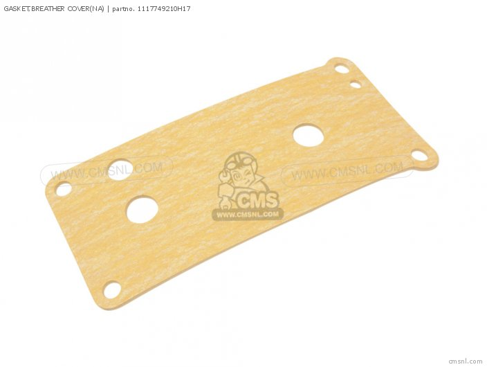 Gasket, Breather Cover (nas) photo