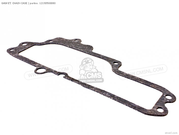 S600 Convertible General Export As285 Gasket  Chain Case
