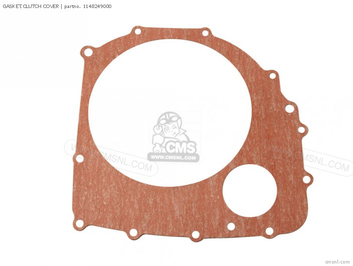 Gasket, Clutch Cover (mca) photo