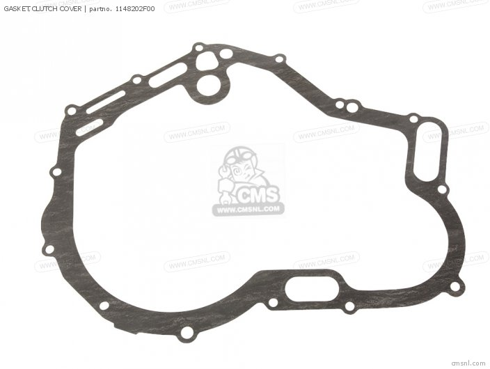Gasket, Clutch Cover (nas) photo