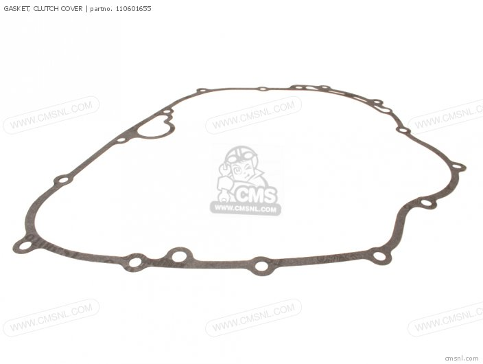 1997 B10  Klf300 north America Gasket  Clutch Cover