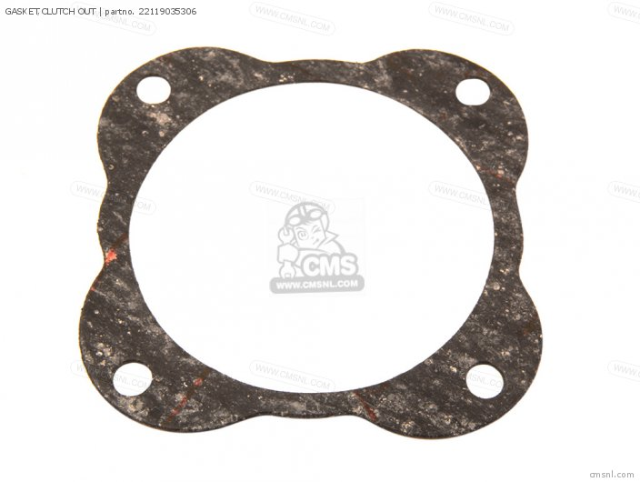 Gasket, Clutch Out (nas) photo