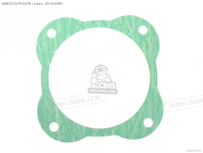 Gasket, Clutchoute (nas) photo