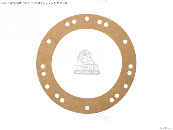 Gasket, Contact Breaker Cover (nas) photo