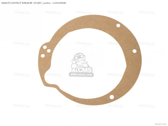Gasket, Contact Breaker Cover photo