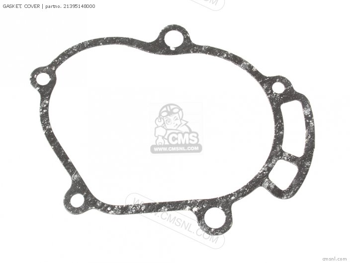 Gasket, Cover (mca) photo