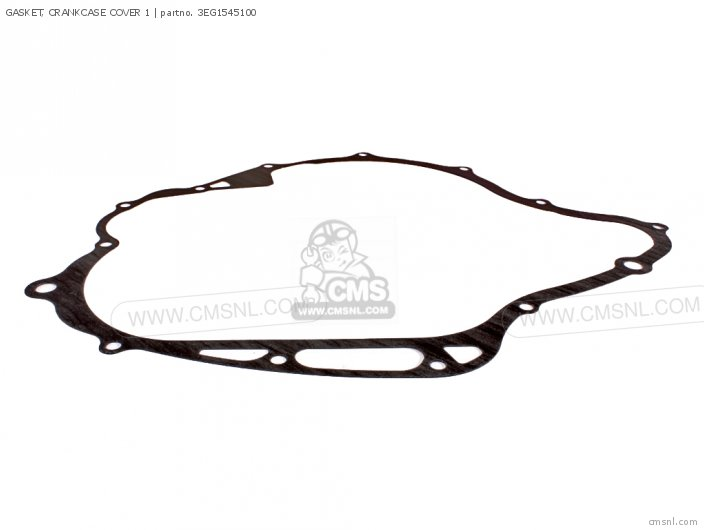 GASKET  CRANKCASE COVER 1