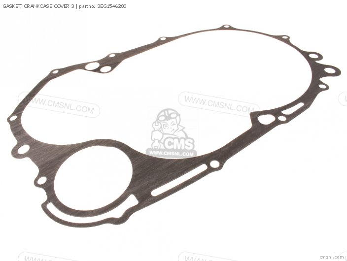 GASKET  CRANKCASE COVER 3