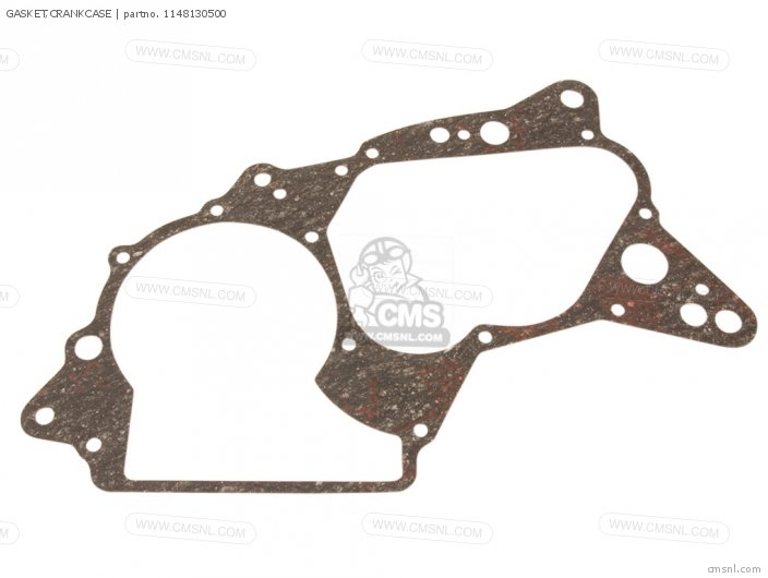 Gasket, Crankcase (mca) photo
