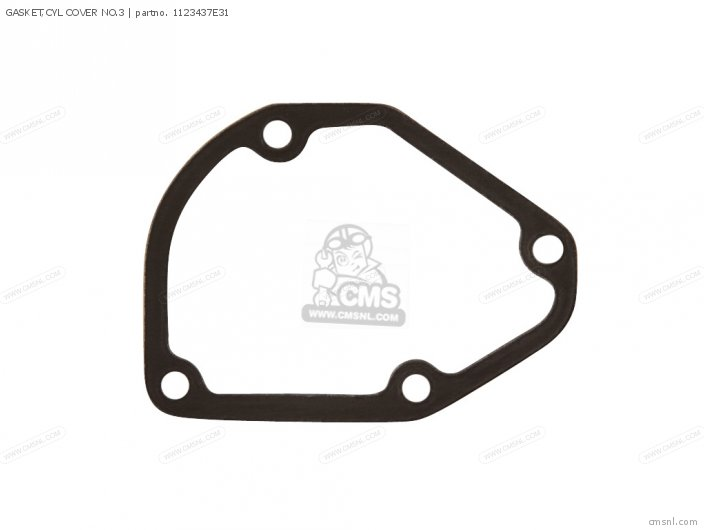 Gasket, Cyl Cover No.3 (nas) photo