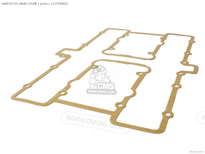 Gasket, Cyl Head Cover (nas) photo