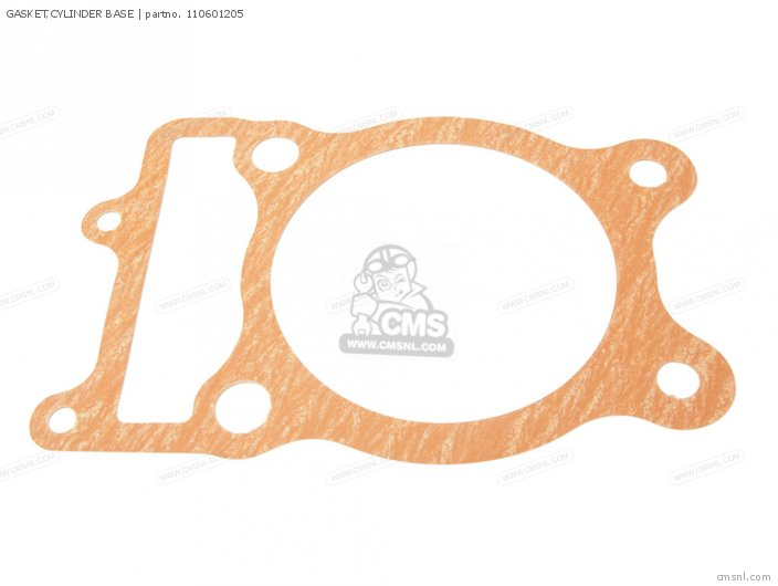 Gasket, Cylinder Base (nas) photo