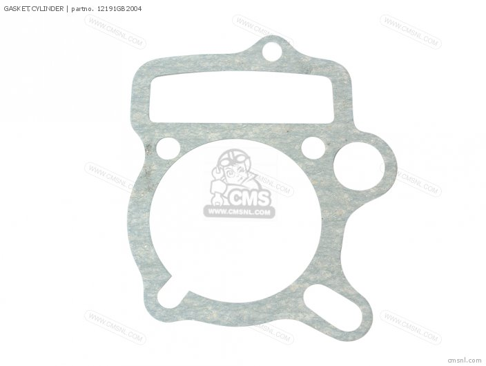Gasket, Cylinder (nas) photo