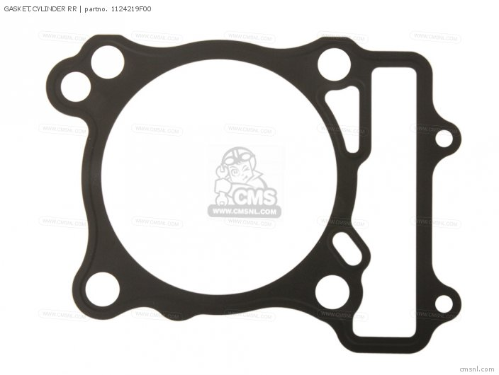 Gasket, Cylinder Rr (nas) photo