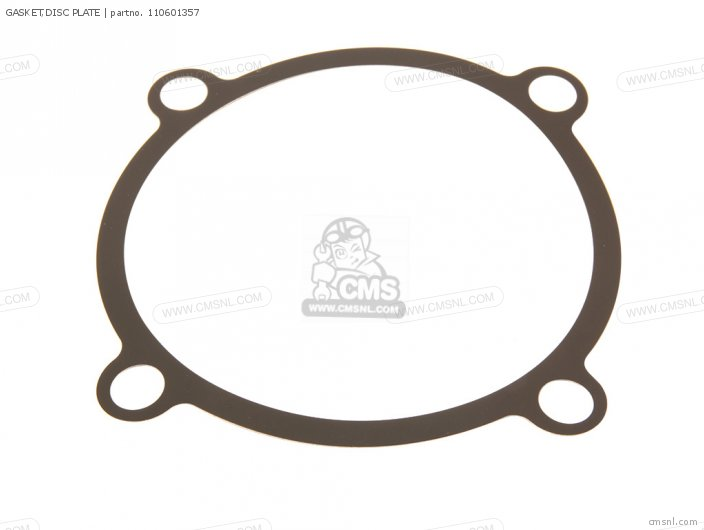 Gasket, Disc Plate photo