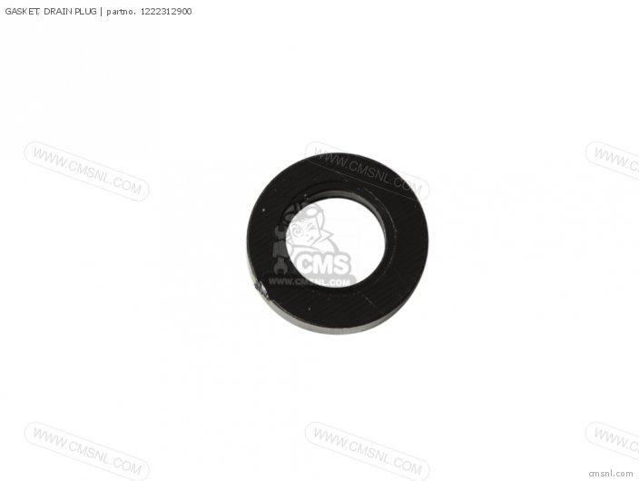 Rd400f 1979 Gasket  Drain Plug