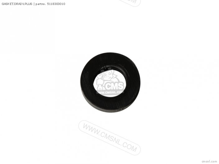 Gasket, Drain, Plug (nas) photo
