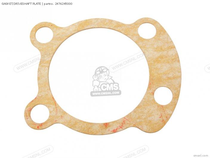 Gasket, Driveshaft Plate (mca) photo