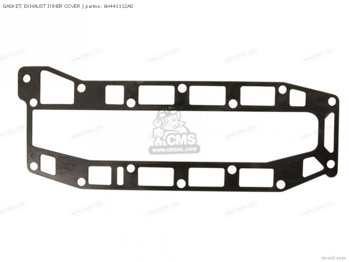 Gasket, Exhaust Inner Cover (nas) photo