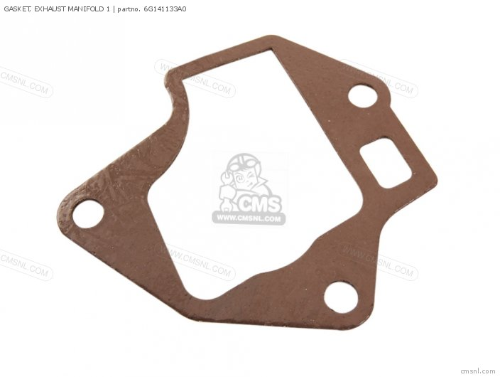 Gasket, Exhaust Manifold 1 photo