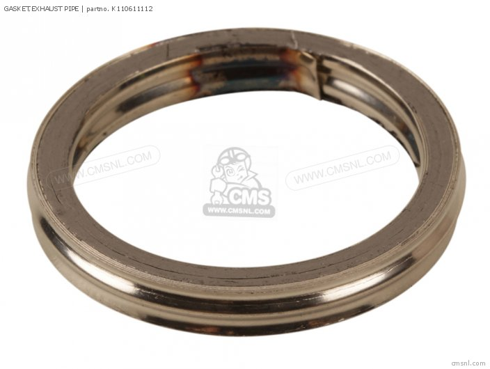 Gasket, Exhaust Pipe (nas) photo