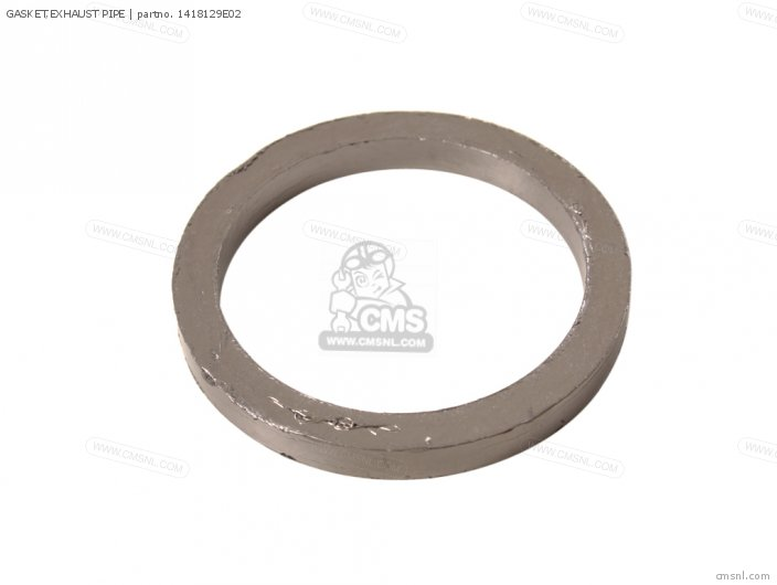 Gasket, Exhaust Pipe photo