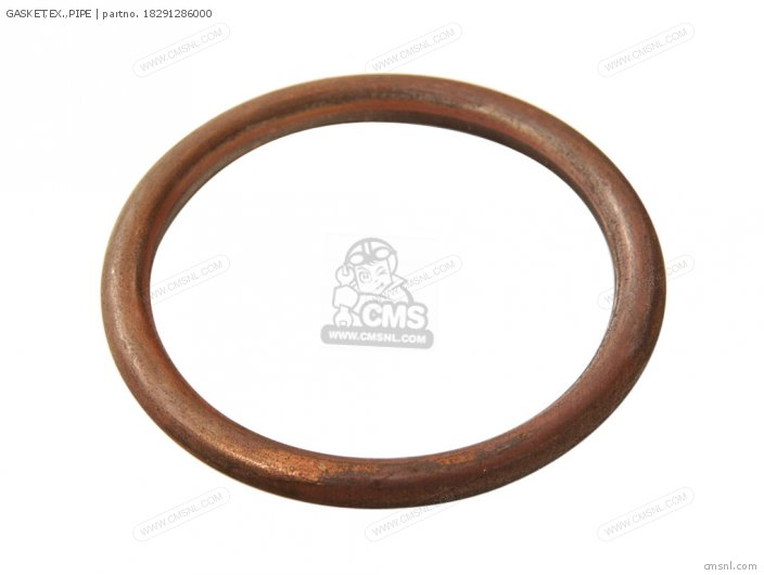 Gasket, Ex., Pipe (nas) photo