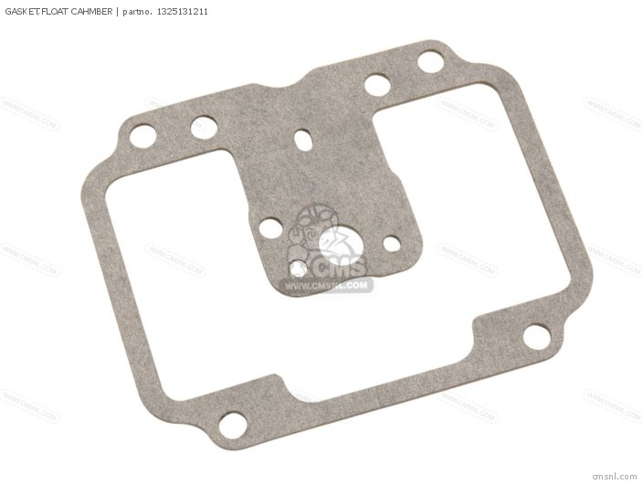 Gasket, Float Cahmber (nas) photo