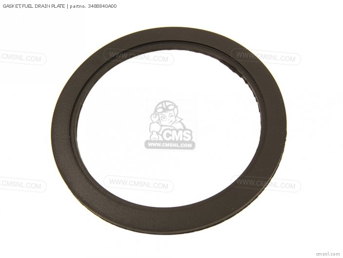 Gasket, Fuel Drain Plate (nas) photo